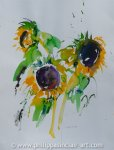 Summer Sunflowers 1